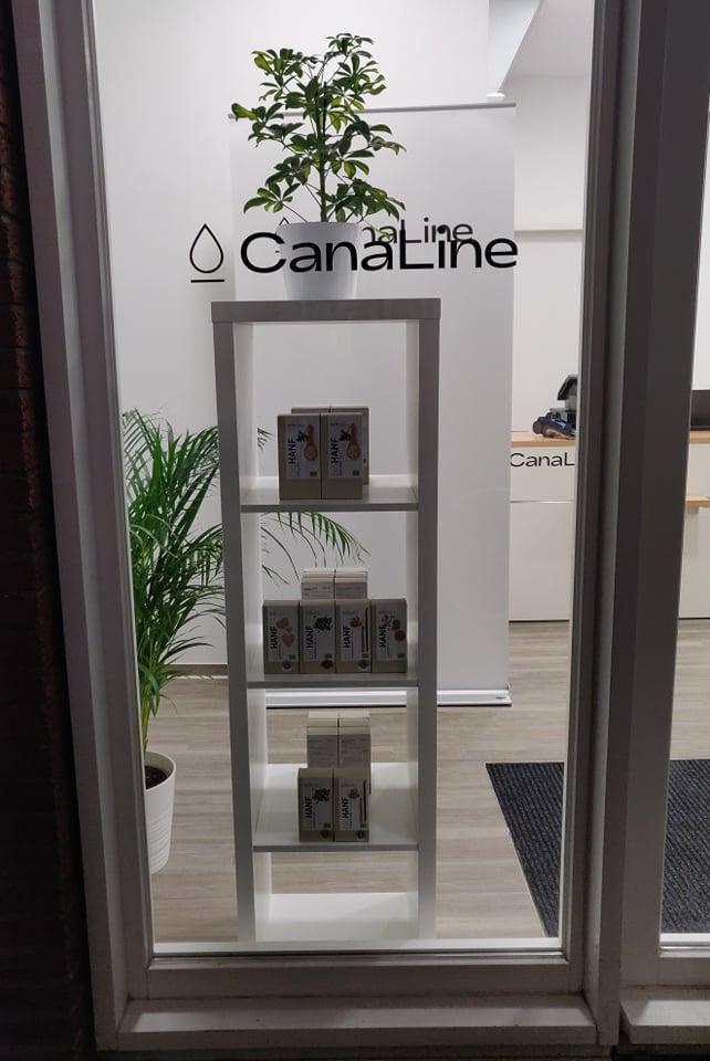 """""""CanaLine"""" Münster"""
