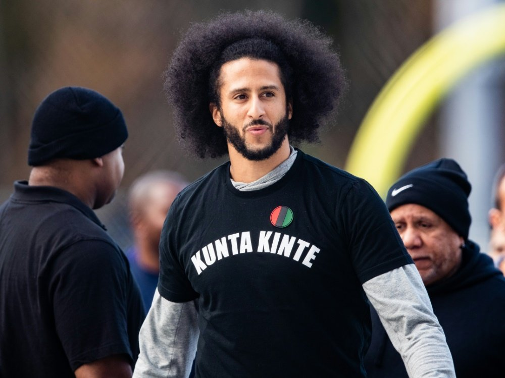 Colin Kaepernick calls Independence Day a 'celebration of white supremacy' and REJECTS it because black people have been 'dehumanized, brutalized, criminalized and terrorized' in the US for centuries