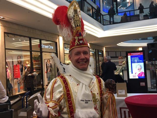 Prinz Thorsten II. 2020