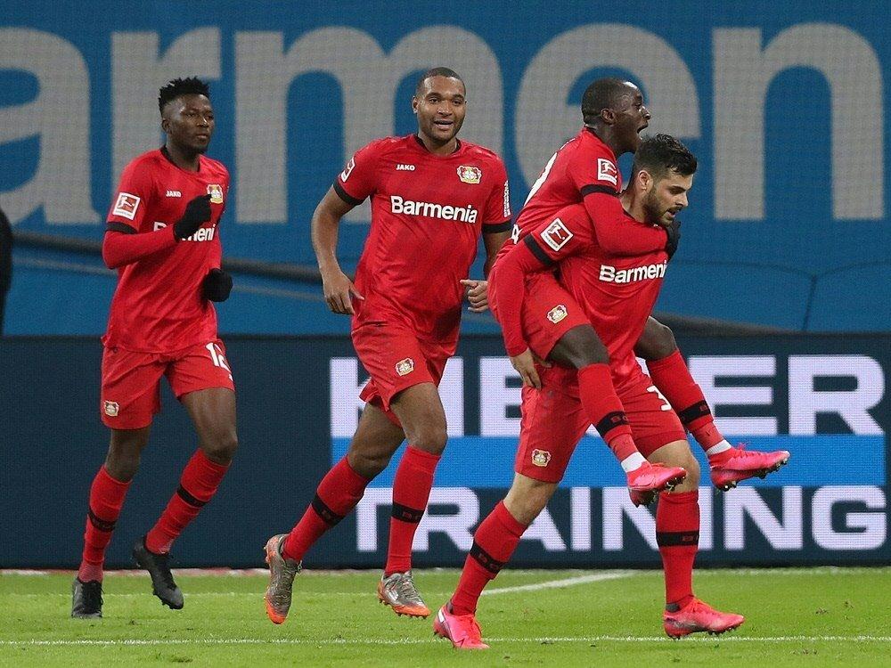 Trotz zweimaliger Führung: BVB verliert Spektakel-Spiel bei Bayer