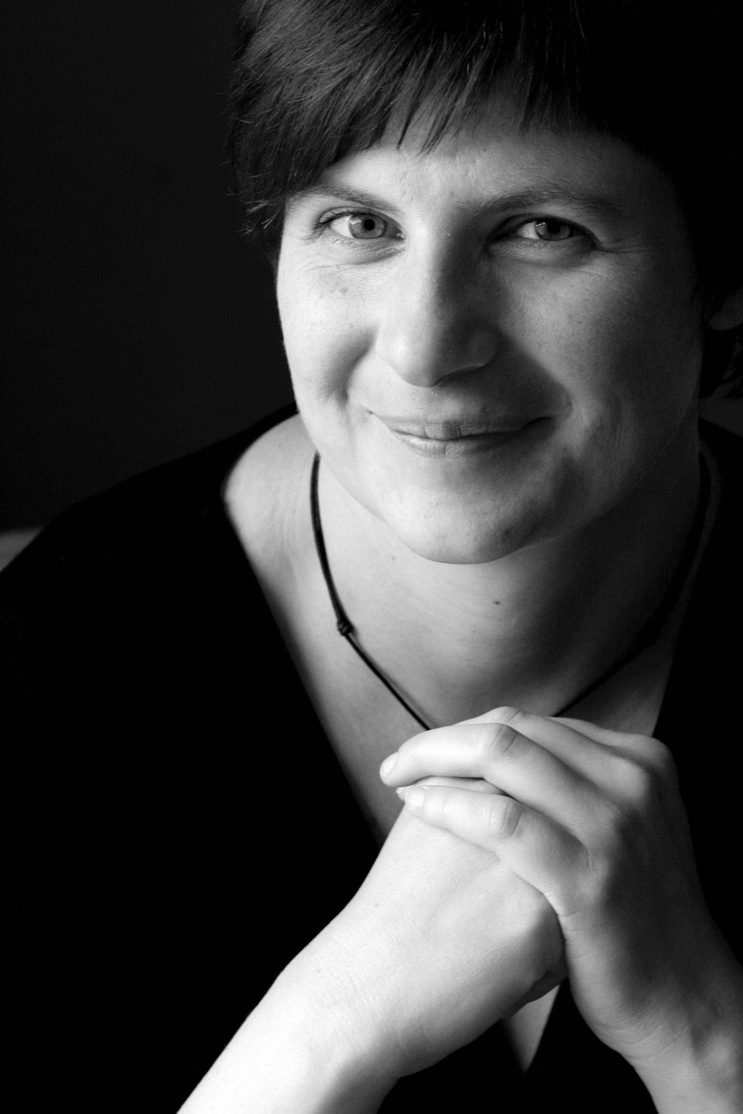 Susan Kreller, Preisträgerin des Katholischen Kinder- und Jugendbuchpreises 2020 der Deutschen Bischofskonferenz (©Ellen Runa Kara)
