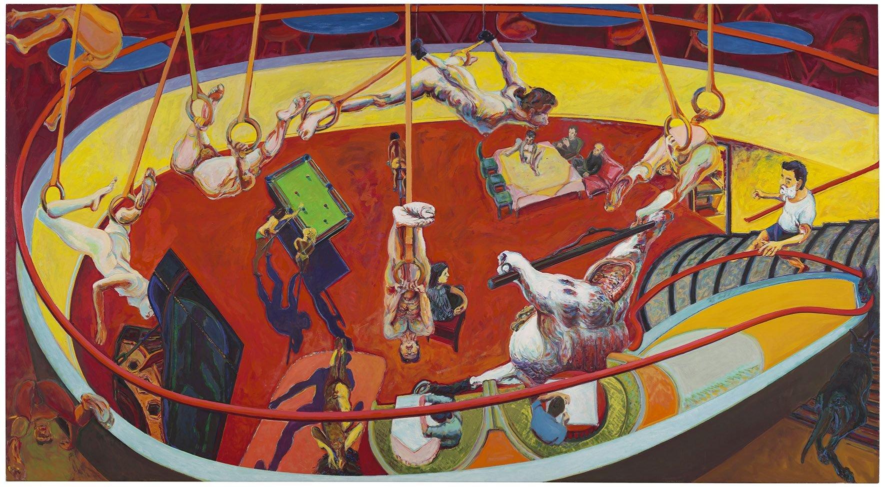 Norbert Tadeusz, Das große Ei (Casino I), 1987, Estate Norbert Tadeusz / Petra Lemmerz © VG Bild Kunst, Bonn 2020. Foto : LWL / Hanna Neander
