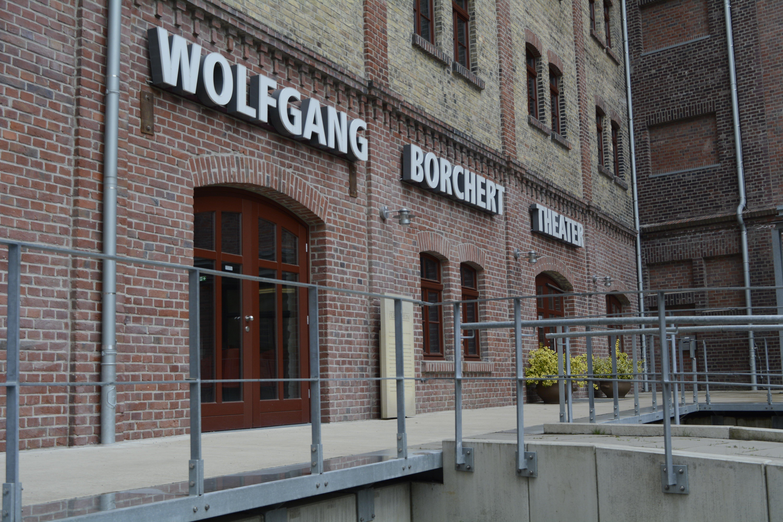 Noch ist das Wolfgang Borchert Theater geschlossen. Am 4. Juni wird es endlich wieder öffnen.