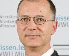 Prof. Dr. Olaf Blaschke © WWU - Laura Grahn
