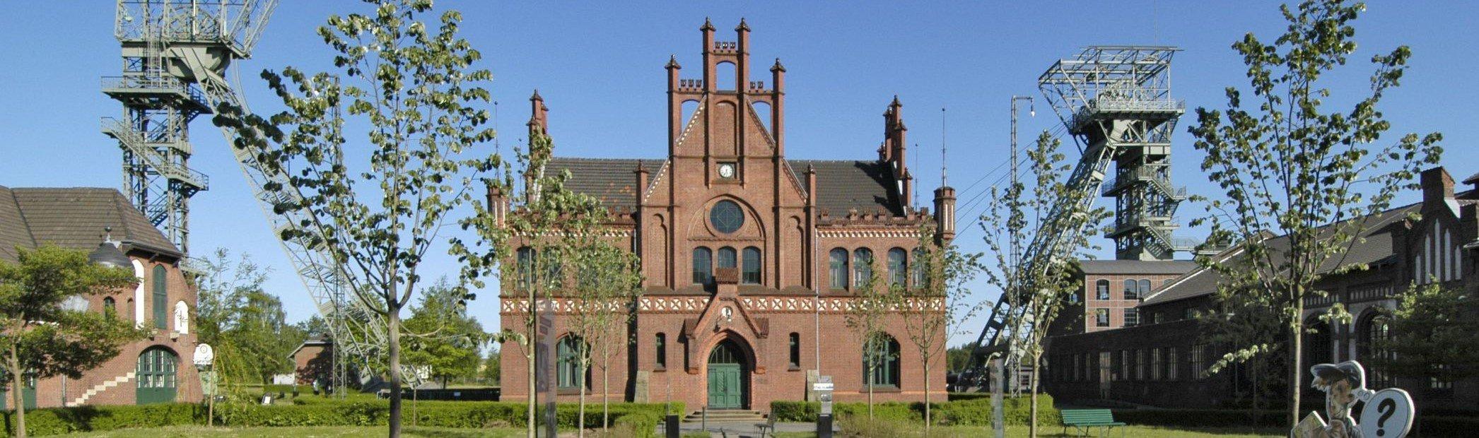 (LWL-Industriemuseum Zeche Zollern in Dortmund Foto: LWL