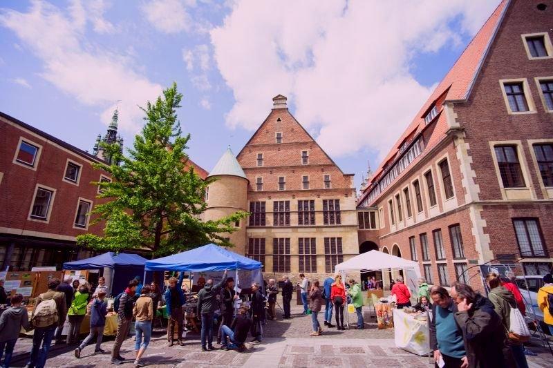 Markt der Möglichkeiten in Münster