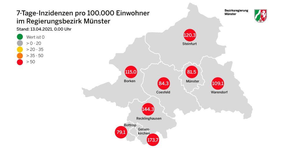 © Bezirksregierung Münster